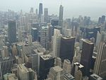 Sears Tower (Willis Tower) Observation Deck. Chicago, IL - panoramio.jpg