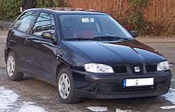 seat ibiza wikipedia rh sv wikipedia org Seat Ibiza 2013 Seat Ibiza 2013