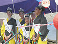 Seattle Bon Odori 2007 Seafair Princesses 05A.jpg