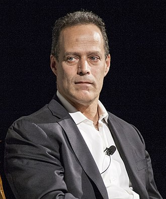 Sebastian Junger - Junger in April 2013