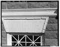 Second Floor Window Lintel, East Front - Thorson Block, 200 Main Street, Westby, Vernon County, WI HABS WIS,62-WEST,1-9.tif