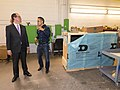 Secretary Acosta Tours Gordon Sign Company Facility in Denver, CO L-17-07-21-A-075 (36071161595).jpg