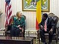 Secretary Clinton Meets With Benin's President Boni Yayi (7755695014).jpg