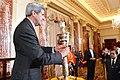 Secretary Kerry Lights the Diya at the State Department's Diwali Celebration.jpg