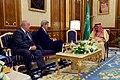 Secretary Kerry Sits with Crown Prince bin Naif at Royal Court (30909022783).jpg