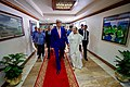 Secretary Kerry Walks With Bangladeshi Prime Minister Sheikh Hasina Wazed in Dhaka (28692597713).jpg