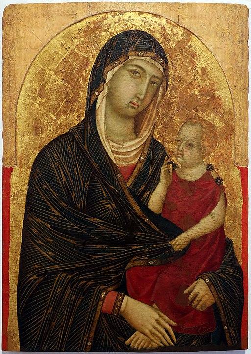 SSegna di Bonaventura, Madonna col Bambino, 1310-20 ca