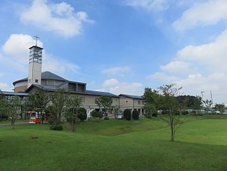 Seigakuin University - Image: Seigakuin Univ 20160927