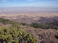 Selby Campground, Selby Rocks from Caliente Range.jpg