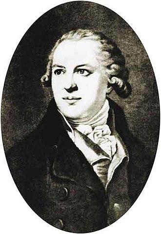 Fedot Shubin - Image: Self portrait by F.Shubin (1794?, oil, canvas, Russian museum)