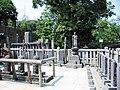 Sengakuji 47 ronin graves.jpg
