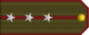 Senior Lieutenant rank insignia (North Korean secret police).png