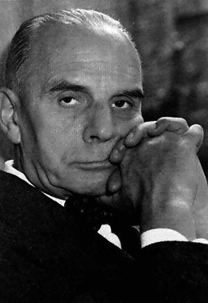 Sergio Tofano - Sergio Tofano in Radiocorriere magazine, 1969.
