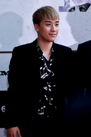 Seungri - Seungri at the premiere of Big Bang Made on June 28, 2016