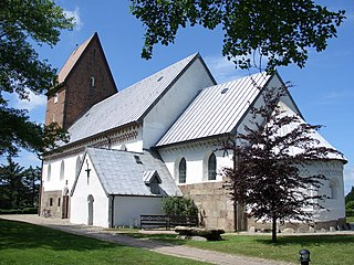 St. Severin, Keitum Church in Keitum, Germany