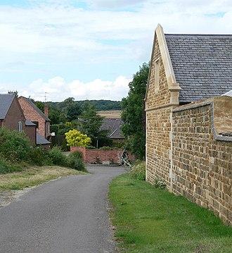 Shangton - Image: Shangton Leicestershire