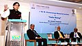 "Shashi Tharoor delivering the lecture on ""The Consequences of India's Economic Resurgence"", at the 4th Sir M. Visvesvaraya Memorial Lecture, in Mumbai on November 26, 2013.jpg"