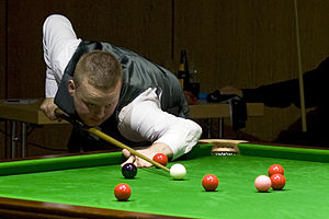 Shaun Murphy (snooker player) - Shaun Murphy at the 2009 Paul Hunter Classic