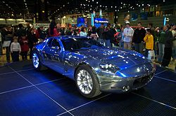 Shelby GR-1 at the 2005 Chicago Auto Show.jpeg