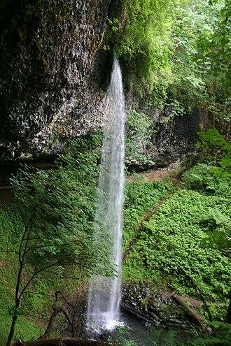 Shellburg Falls - Image: Shellburg Falls