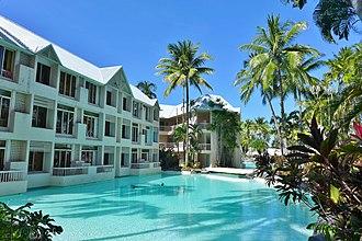Sheraton Mirage Port Douglas Resort - Image: Sheraton Mirage Port Douglas Resort, 2015 (06)