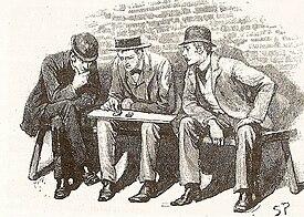 Sherlock Holmes - Adventure of the Cardboard Box illustration 1893