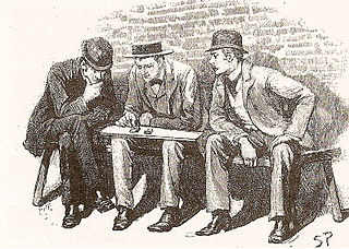 Sherlock Holmes - Adventure of the Cardboard Box illustration 1893.jpg