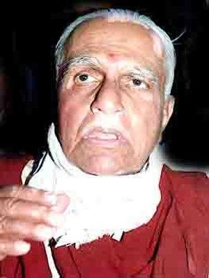 H. V. Sheshadri - An image of H.V.Sheshadri