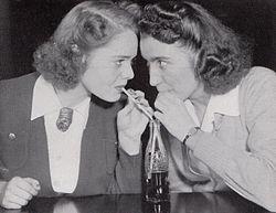 Shimer College Coca Cola 1942.jpg