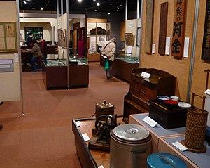 Shitamachi Museum - Image: Shitamachi museum second floor