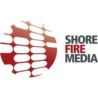 Shore Fire Media - Image: Shore Fire Media LOGO