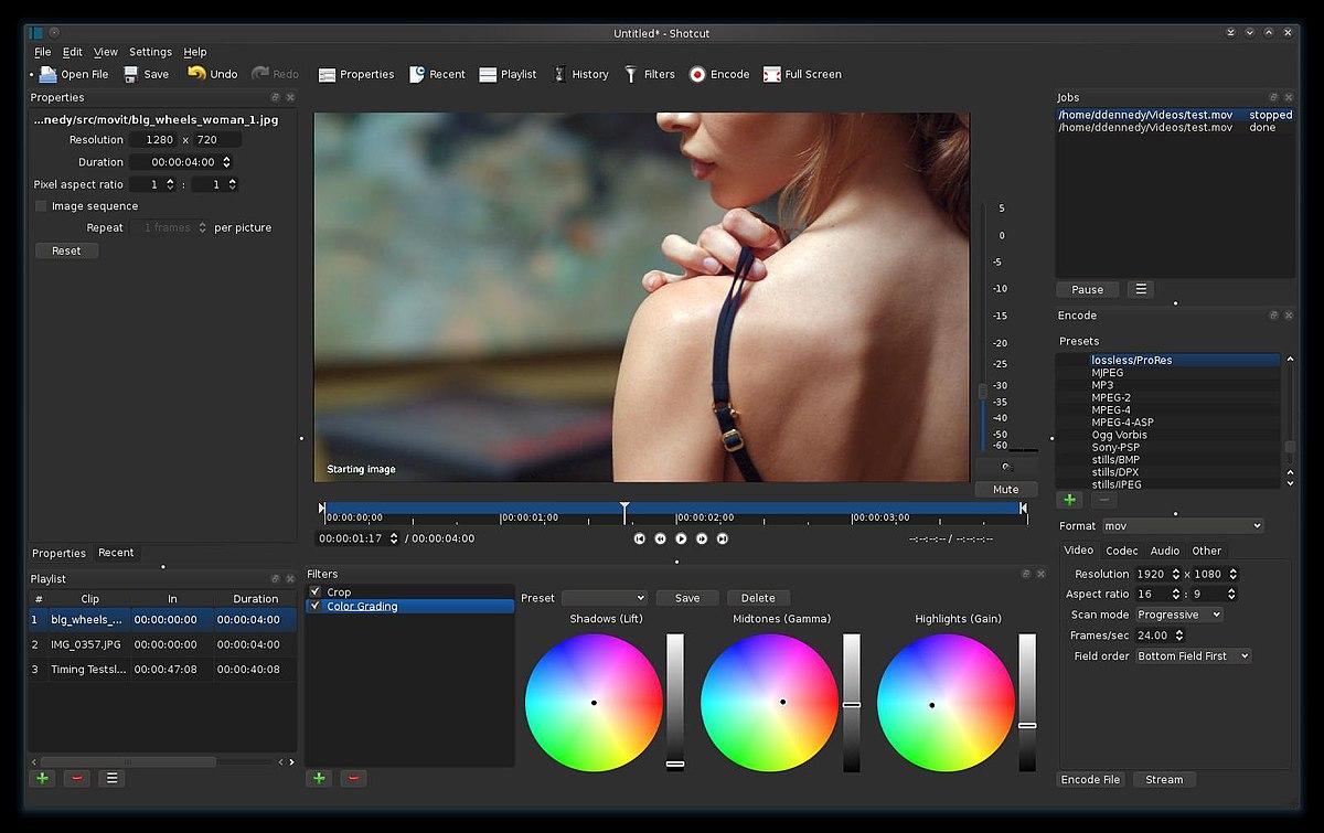Ilmainen Videon Editointi Ohjelma