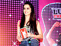 Shraddha Kapoor at the audio release of Luv Ka The End..jpg