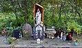 Shrine at the Cross Bones Graveyard.jpg