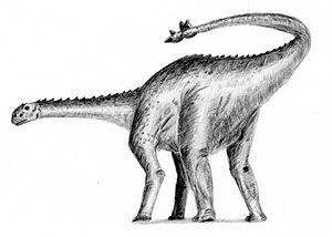 Bathonian - Shunosaurus