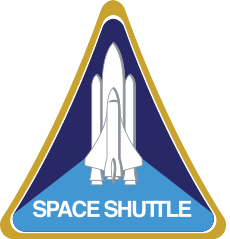 Space Shuttle Program patch. Image: NASA.