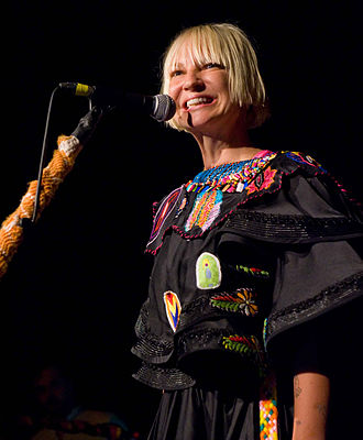ARIA Music Awards - Image: Sia at Seattle