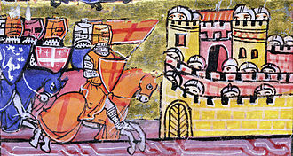 Second Crusade - Siege of Damascus
