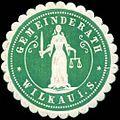 Siegelmarke Gemeinderath Wilkau-Sachsen W0314233.jpg