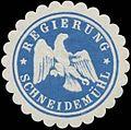 Siegelmarke Regierung Schneidemühl W0365017.jpg
