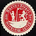 Siegelmarke Siegel der Stadt Mülheim am Rhein W0232419.jpg