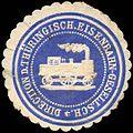 Siegelmarke Thüringische Eisenbahn-Gesellschaft.jpg