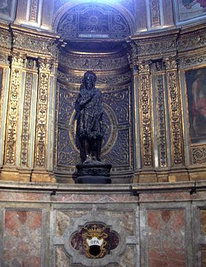 Donatello - Statue of St. John the Baptist in the Duomo di Siena