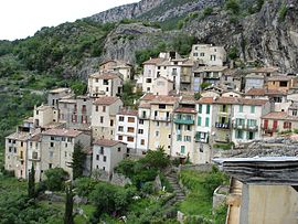 A general view of Sigale