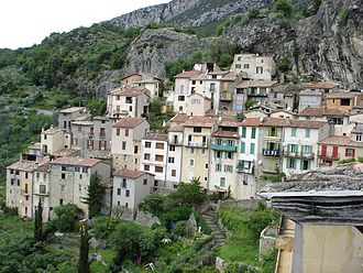 Sigale - A general view of Sigale