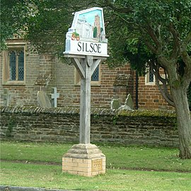 Silsoe village sign.jpg
