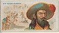 Sir Henry Morgan, Capture of Panama, from the Pirates of the Spanish Main series (N19) for Allen & Ginter Cigarettes MET DP835022.jpg