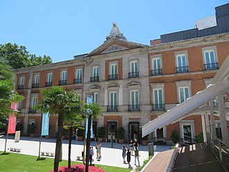 Thyssen-Bornemisza Museum - Image: Site of the Retiro and the Prado in Madrid 49 (29684554308)