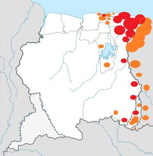 1986-1992 civil war in Suriname
