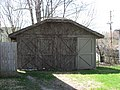 Sixth Street West 703 garage, Bloomington West Side HD.jpg
